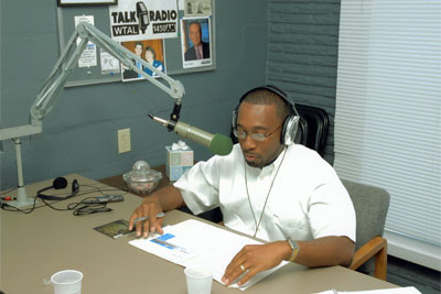 Radio Talk Show Host