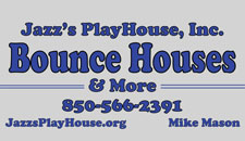 Jazz's Playhouse, Inc. ad