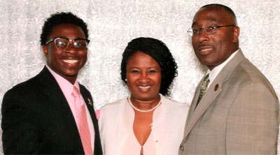 Edwards family