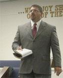 Pastor Derrick Burrus