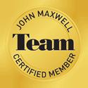 John Maxwell Certified Member logo