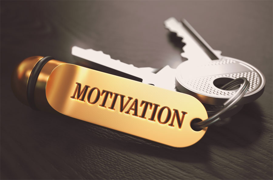 keys to motivation